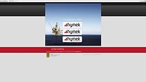 Hjem side www.hymek.no