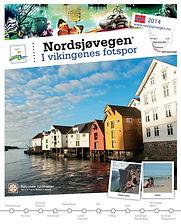 Nordsjøvegen 2014, I vikingenes fotspor
