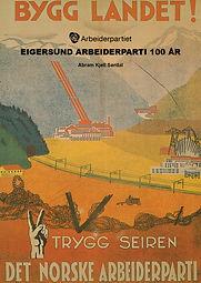 Egersund Arbeiderparti 100 år