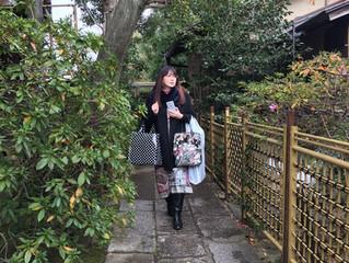 京都から奈良のトゥココット館へ。。