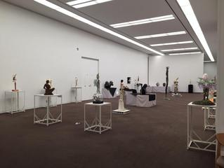 2016年12月ima 現代国際美術家協会の展示会