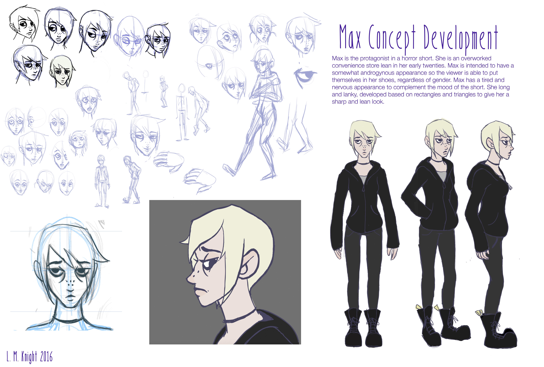 Max Concept development