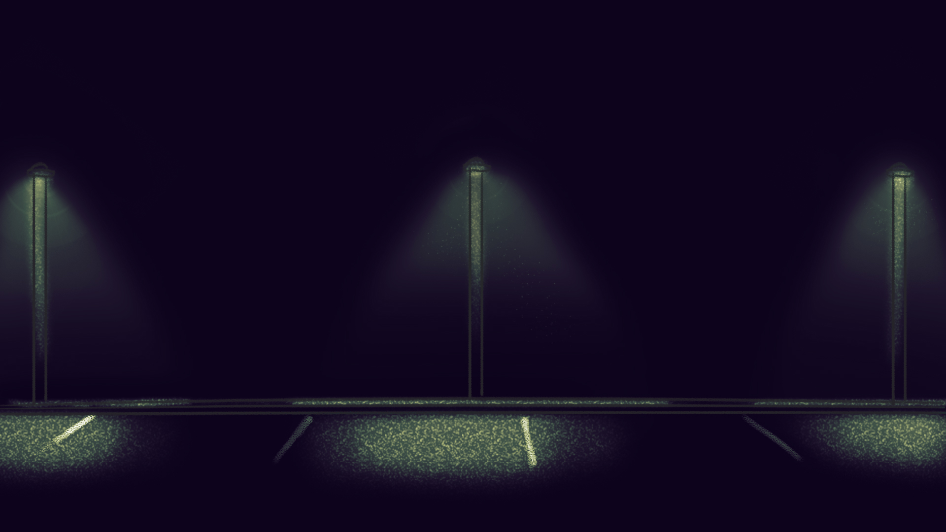 Streetlight background