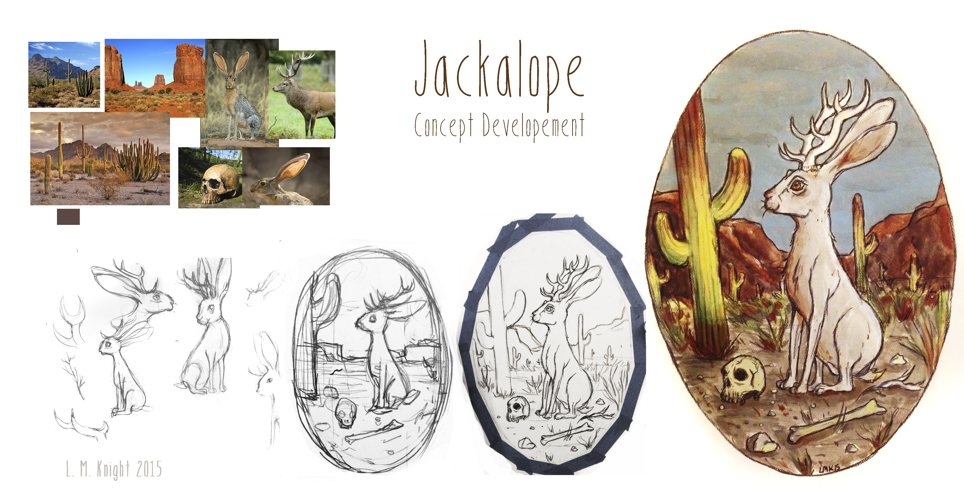 Jackalope Development