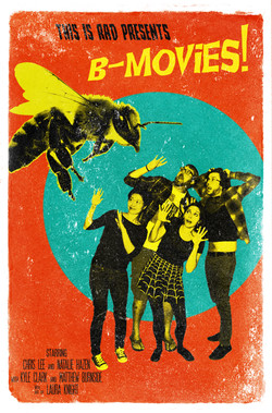 B-Movie promotional poster