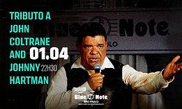 01.04 Tributo a John Coltrane _ Johnny H