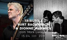 15.04 Tributo a Burt Bacharach _ Dionne