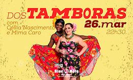 26.03 Dos Tamboras_Agenda Site BN.jpg