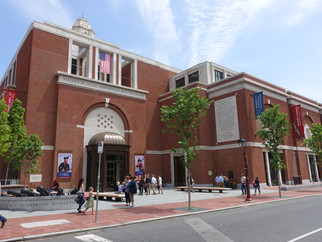 New at SPL! Passes for Museum of the American Revolution