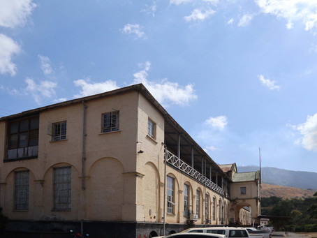 Old Parliament Building, Zomba