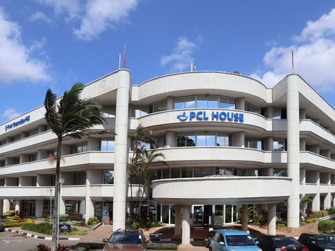 Press Corporation Limited (PCL) House