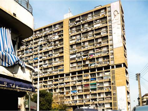l''aero-habitat. Algiers, Algeria