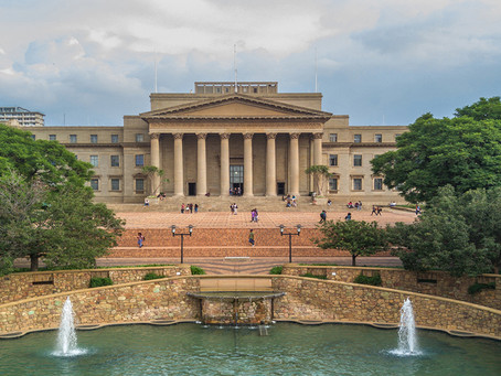 The Great Hall, University of the Witwatersrand, Johannesburg, South Africa