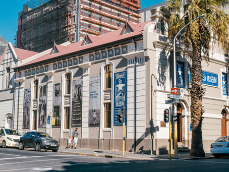 District Six Museum, Cape Town, South Africa