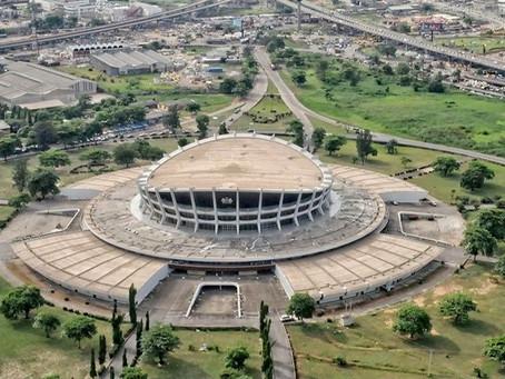 National Arts Theatre. Lagos, Nigeria