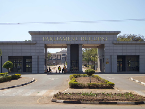 New Parliament Building, Lilongwe