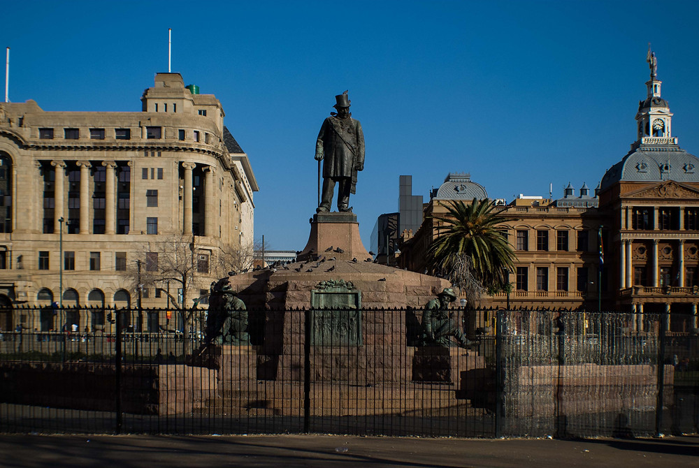 Ou Raadsaal, Pretoria, South Africa