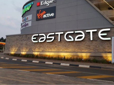 Eastgate Mall in South Africa