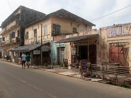 Grand-Bassam, Côte d'Ivoire