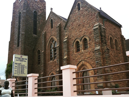 Methodist Church-Wesley Cathedral, Accra