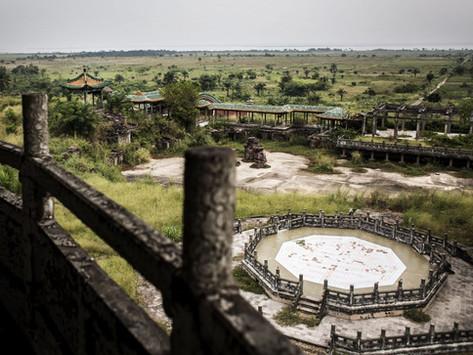 Mobutu's Nsele Palace