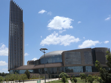 Pan-Africanism and the Affective Charges of the African Union Building in Addis Ababa