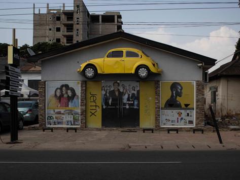 Jerfix Studios in Accra