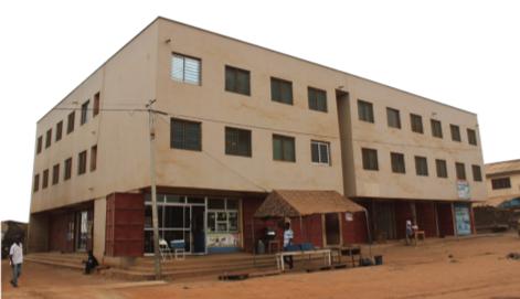 Amui Djor Housing Project, Ghana