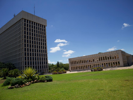 The Bulawayo civic centre; a labour of love? by Innocent Batsani Ncube