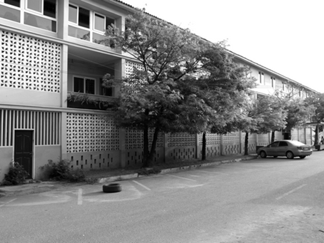 New article on architecture in Ghana and Côte d'Ivoire