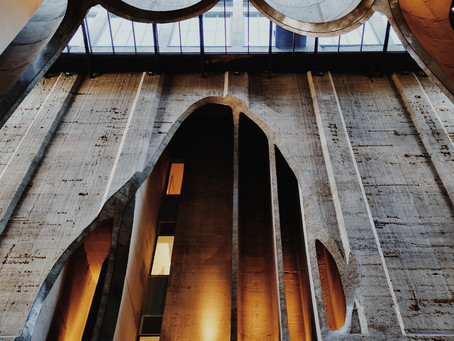 The Zeitz MOCAA, Cape Town, South Africa.