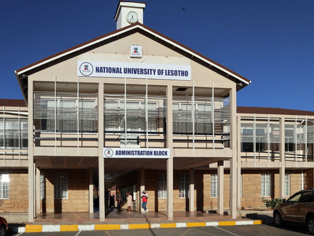 National University of Lesotho (NUL) campus in Roma