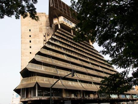 La Pyramide, Abidjan, Côte d'Ivoire