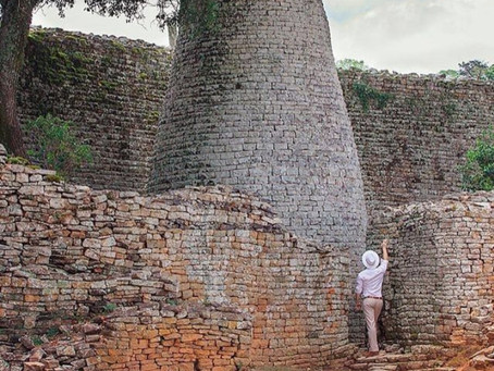 The Great Wall of Zimbabwe