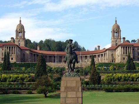 The Union Buildings, Pretoria. South Africa