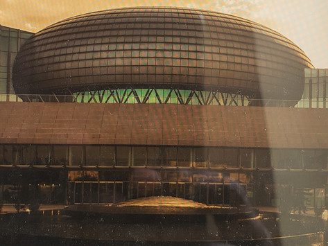The Dome, African Union Building