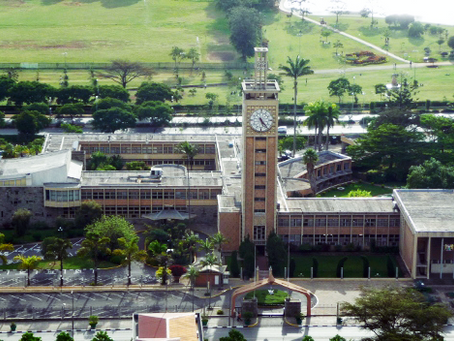 Kenya Parliament Buildings
