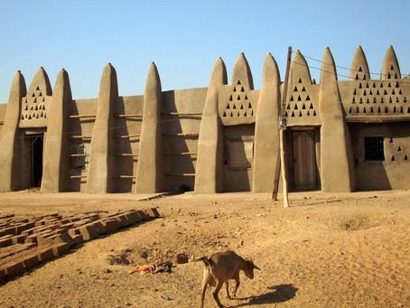Palace of the Wa Naa, Wa, Ghana