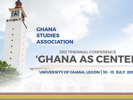 Kuukuwa Manful to attend Ghana Studies Association conference
