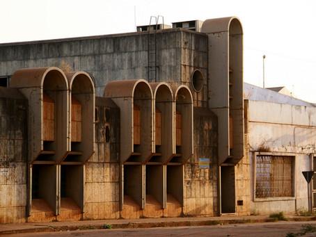 Old Bank building, Guinea Bissau
