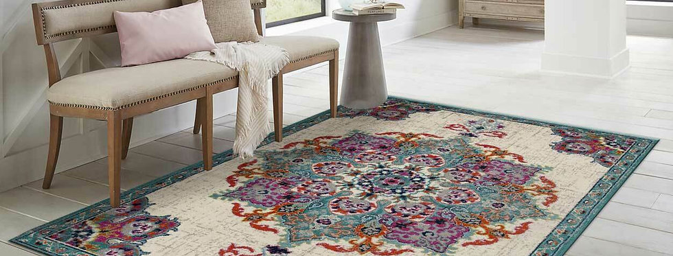 Modern Color Traditional Area Rugs Blue
