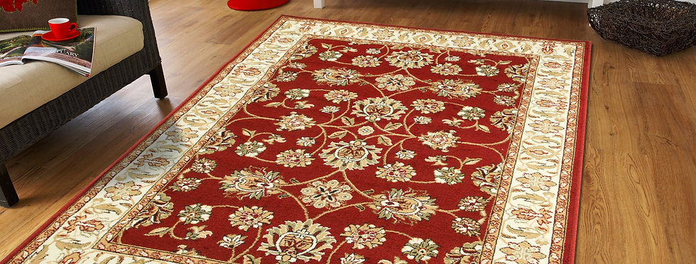Traditional Area Rugs Red Persian Rug