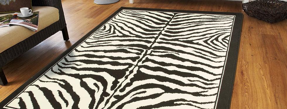 Modern Animal Print Rug Zebra Rugs