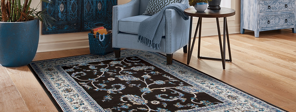 Persian Area Rugs Black
