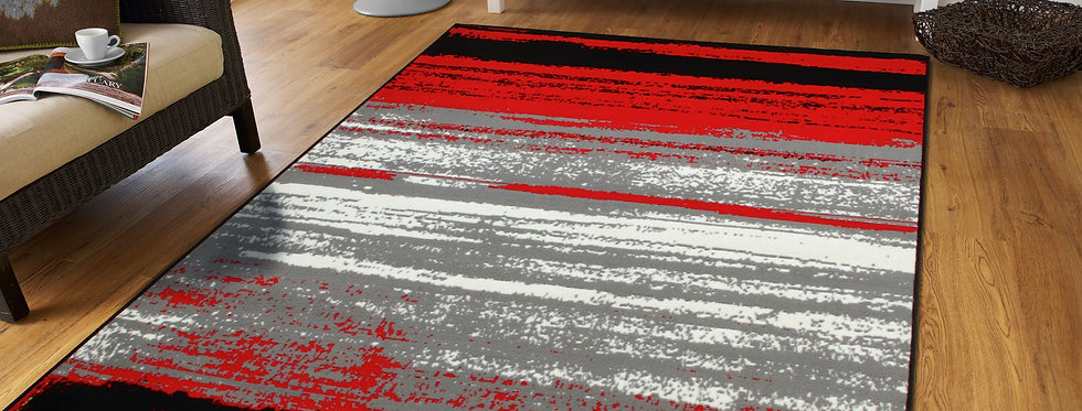 Modern Rugs For Living Room Reds