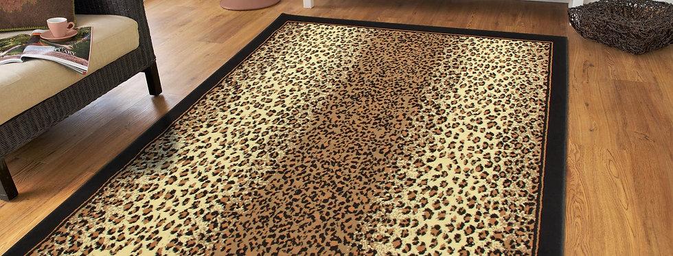 Modern Animal Print Rugs Cheetah