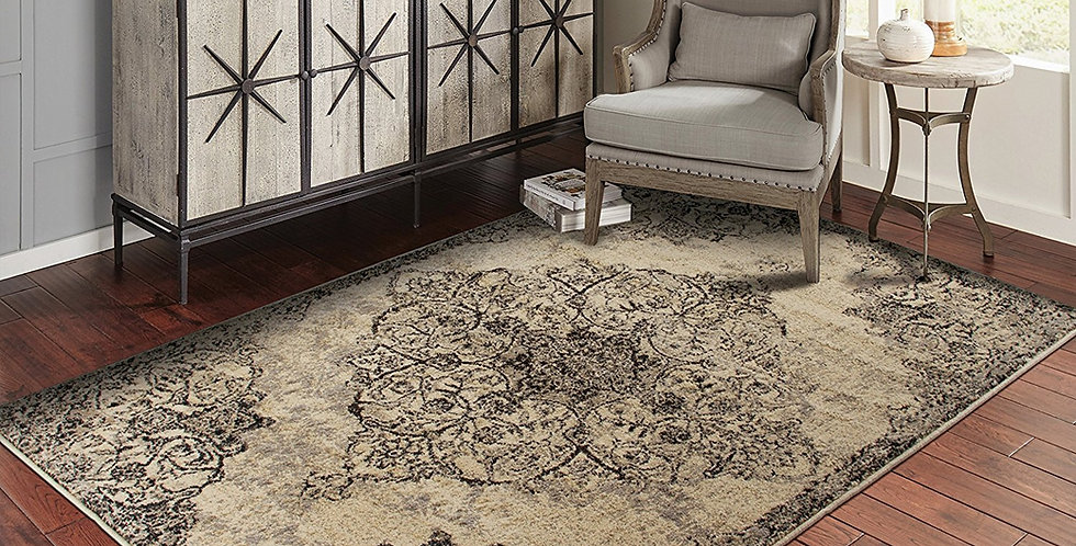 Traditional Area Rugs Black Rug
