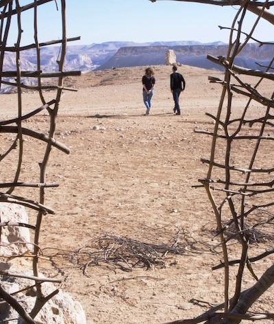 desert search