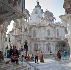 iscon temple