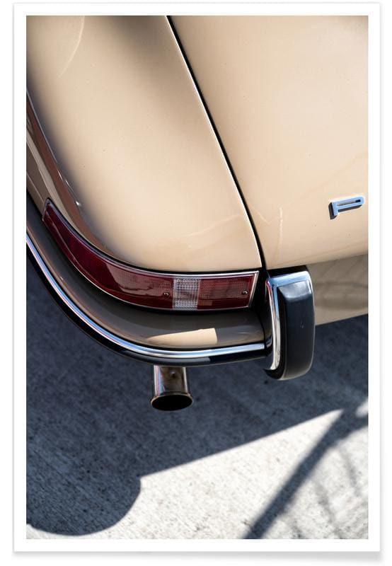 Porsche Poster von Junique